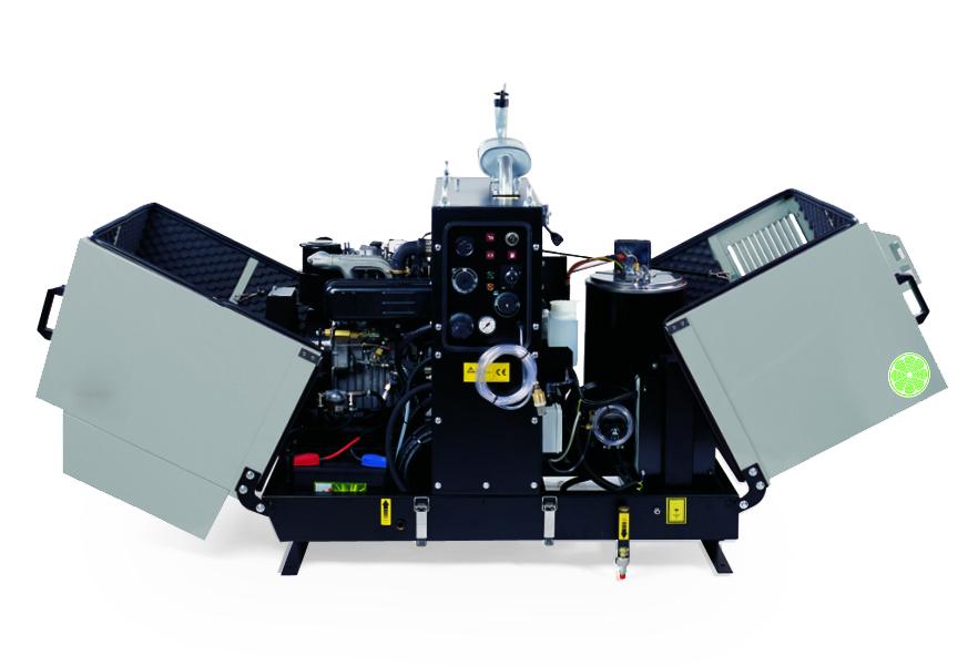 องค์ประกอบเครื่องฉีดน้ำ รุ่น V200